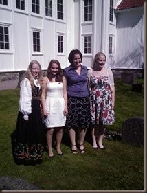 Annbjørgs konfirmasjon 022