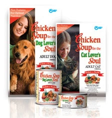 Enter the Chicken Soup for the Pet Lovers Soul giveaway at the Amazing Woo blog