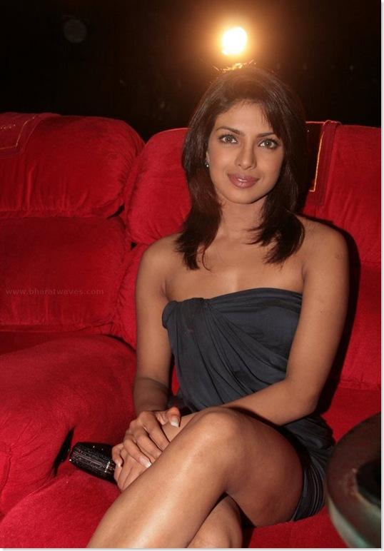 Priyanka Chopra - Pure Magic in Black, Sexy Pictures...