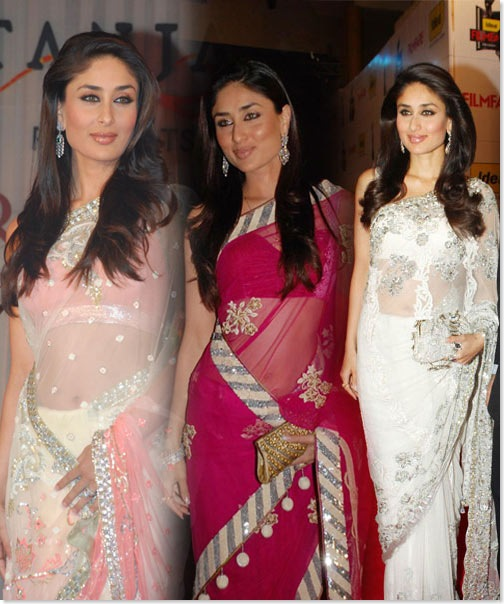 kareena kapoor saree pictures (2)