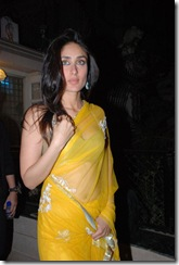 kareena kapoor saree pictures (4)