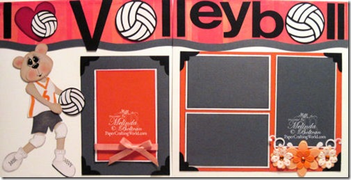 Cricut Madison Loves Volleyball-500j