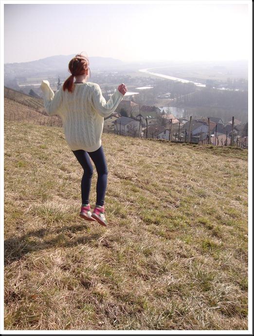 vintage jumper H&M leggings, Graceland sneakers (13)
