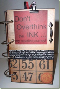 Don't Overthink the INK 002