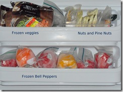 Fridge-freezer-door