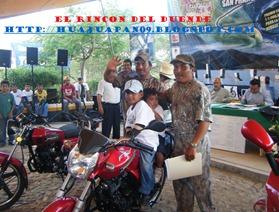 2do lugar torneo de pesca 2010