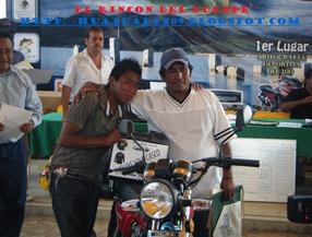 3er lugar torneo de pesca 2010