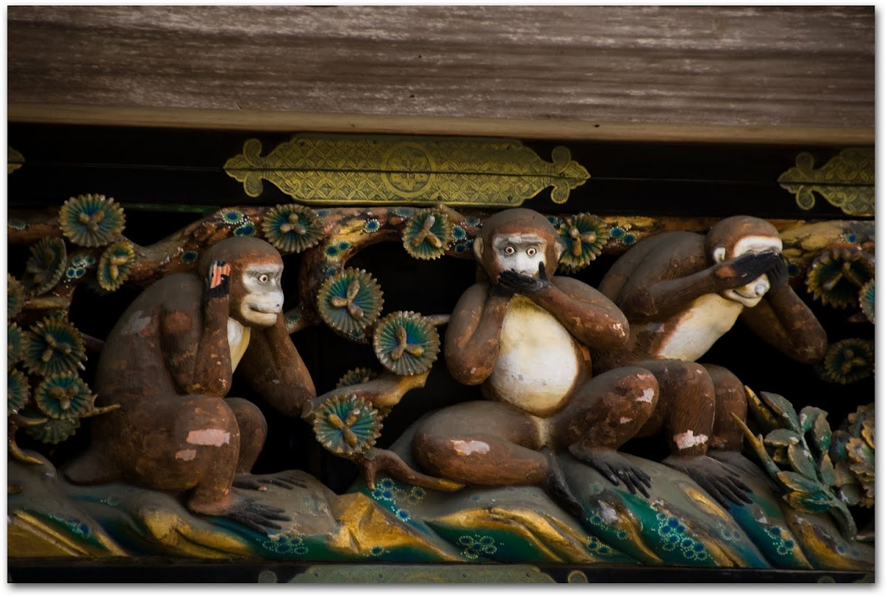 Monkeys on the Sacred Stable