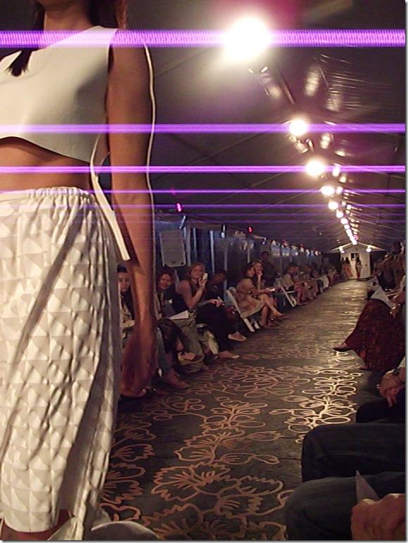 longest catwalk