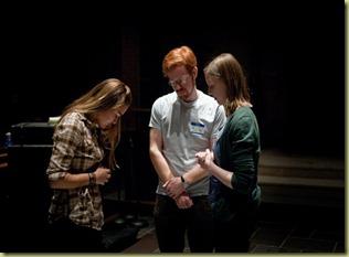 Friends in prayer