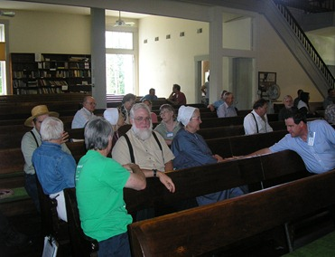 Friends at Ohio Yearly Meeting, 2009