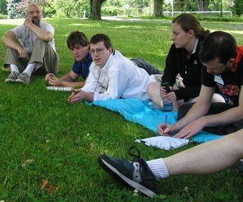 Quaker Camp, 2007