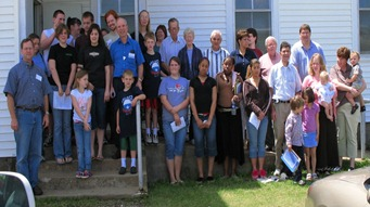 Great Plains Yearly Meeting, 2007 - Group Photo