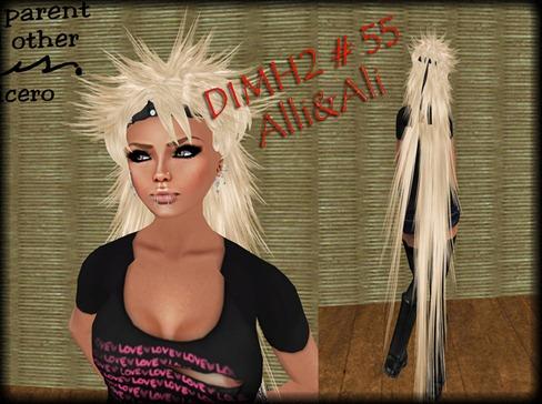 cabelo dimh2