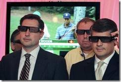 3D-TV-Golf
