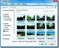 Create a DVD Slide Show for Your Images 4