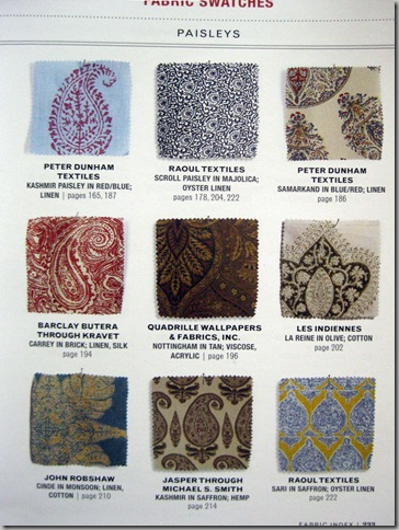 Fabrics for Your Home 007