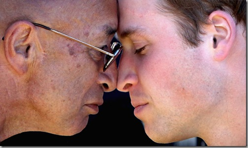 Prince-William and Maori