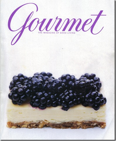 gourmet aug 2008