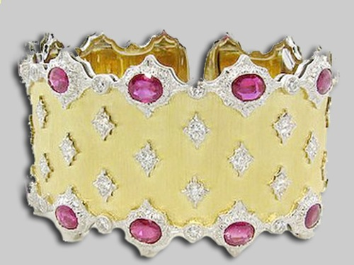 BSAS bracelet by Buccellati