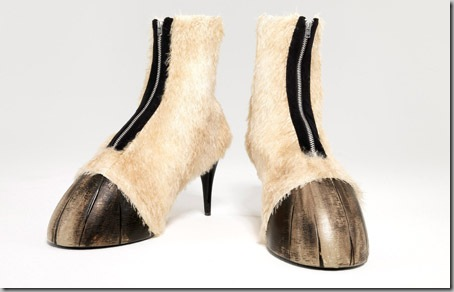 HORSESHOES FOR HUMANS