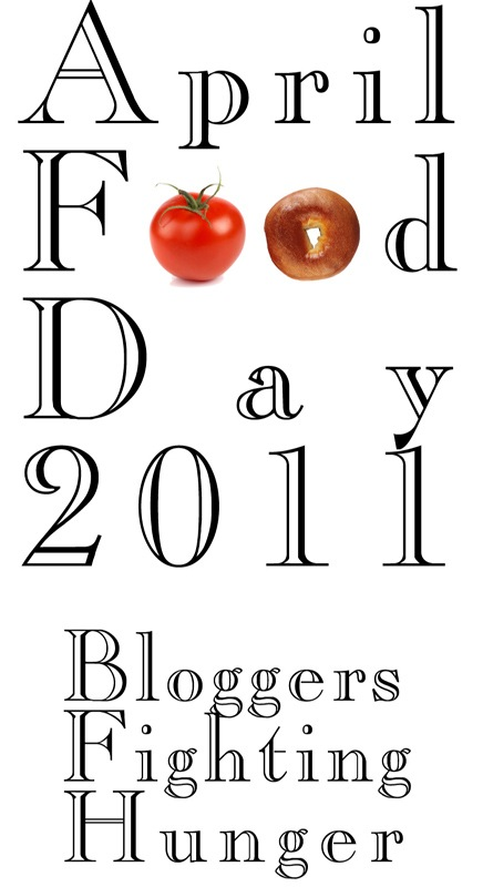 April Food Day 2011