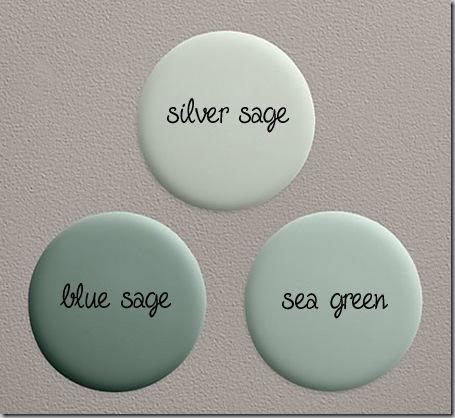 blue sages