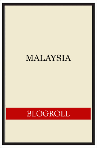 Malaysia Blogroll