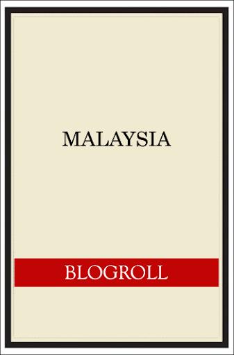 Malaysia Blogroll