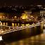Széchenyi Chain Bridge by Hoang Nguyen Anh - Buildings & Architecture Public & Historical ( hungary, széchenyi chain bridge, budapest, night bridge, night city, bridge )