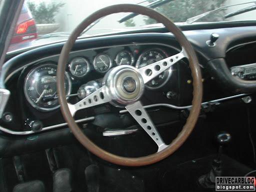 Maserati 3500GT 1957-1964 г