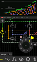 Screenshot of EveryCircuit Free