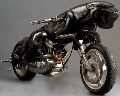 The panther Bike