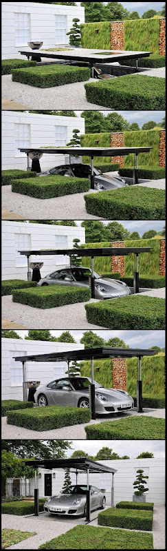 UNDERGROUND GARAGE!!! (Higher Budget Model)