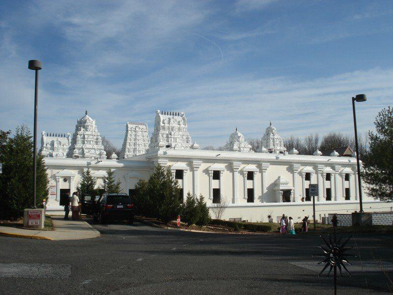Indian Temples: Birmingham, Malibu, Livermore, Angkor, Central Java, Aurora and more