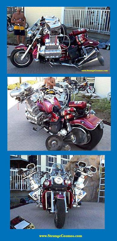wOOOWW Crazy Bikes