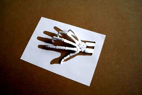 Amazing Paper Cutouts