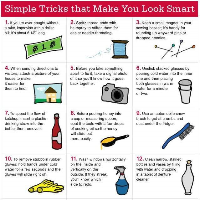 30 Simple Tricks That MAKE You Looks SMART... [Hack/Everyday Productivity]