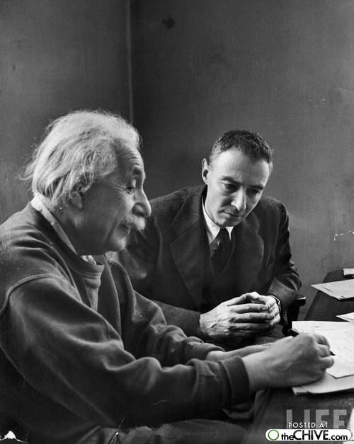 Albert Einstein Photos - young and old