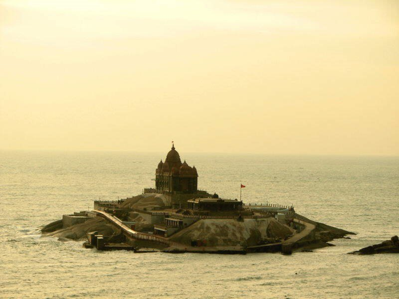 Beautiful Views of Kanyakumari Dist. (Tamilnadu Photos)