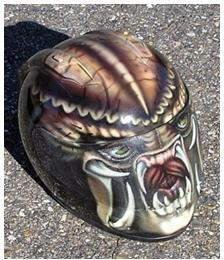 Wicked Helmet Designs: Iron Man, AVP, more...
