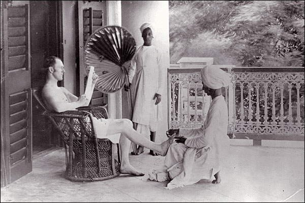 Old photos from Indian history...