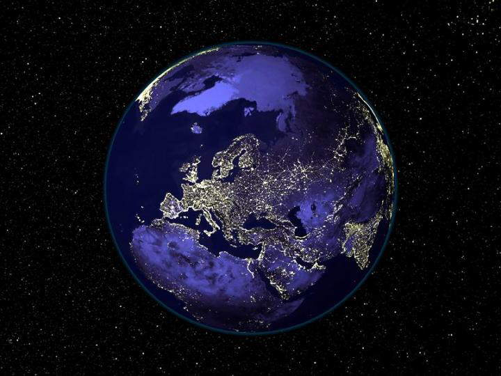 Beauty of our Planet Earth from Space
