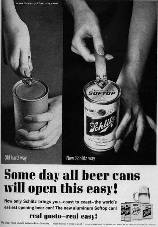 Ads from the 30's: Beer Cans, Cigarettes, Feminine Hygiene, Prevent VD