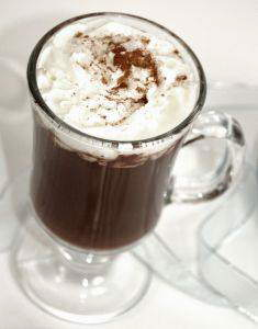 Hot Chocolate... a short story on choosing the right stuff to hold your life in