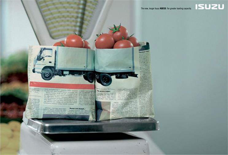 Creative and Funny Ads from Levis, Harvey Nichols, Harrods and more