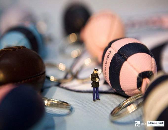 Miniature Art Created by Akiko Ida and Pierre Javelle