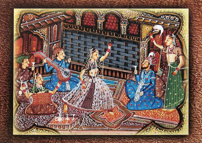 Indian Paintings: Several from the Mughal Period