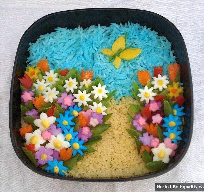 You Won't Believe that this is Food Art
