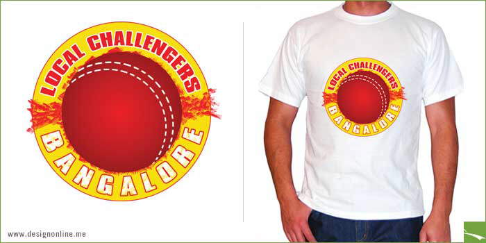 Nice T shirts for Cricket Lovers